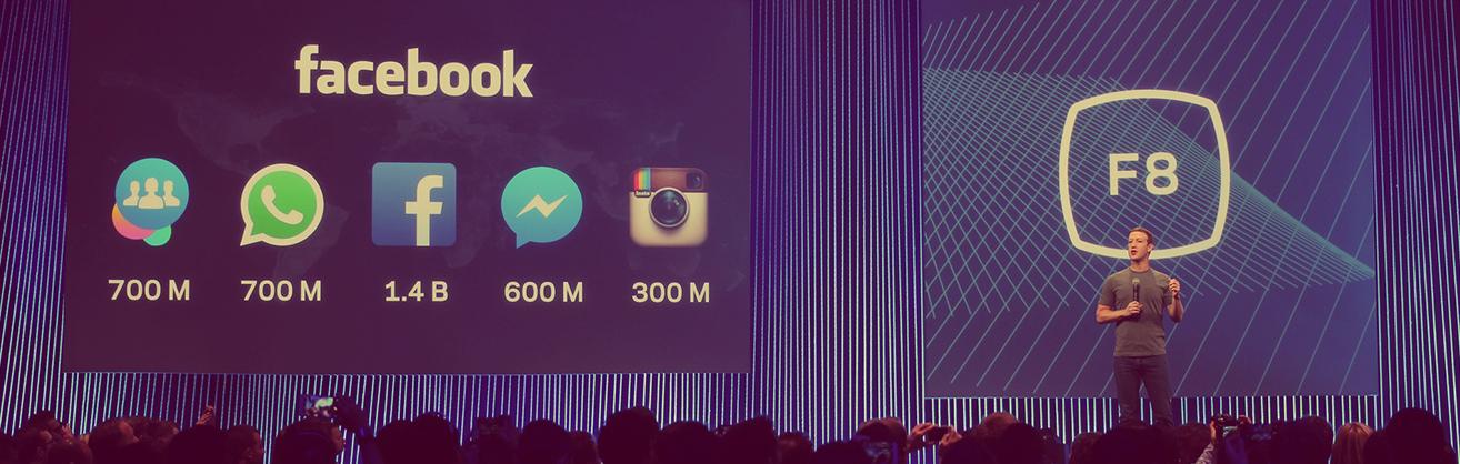 Nouveautés chez Facebook