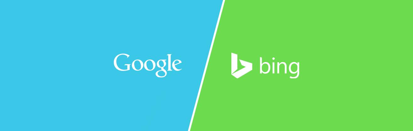 Référencement naturel : Google / Bing, quelles différences ?