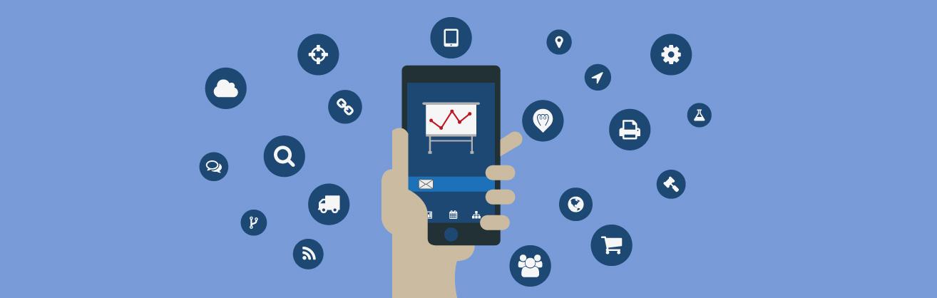 une application mobile pour votre entreprise