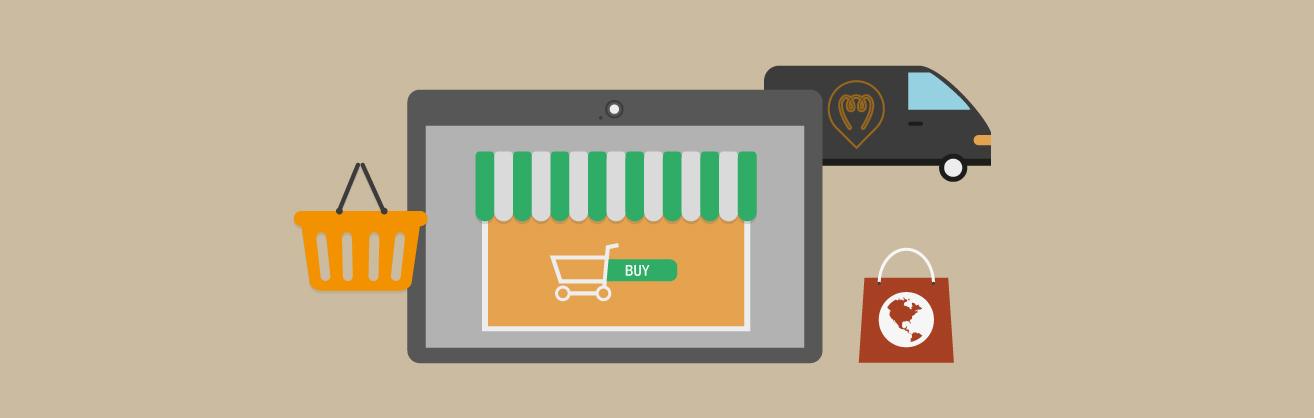 Développement site e-commerce, boutique en ligne