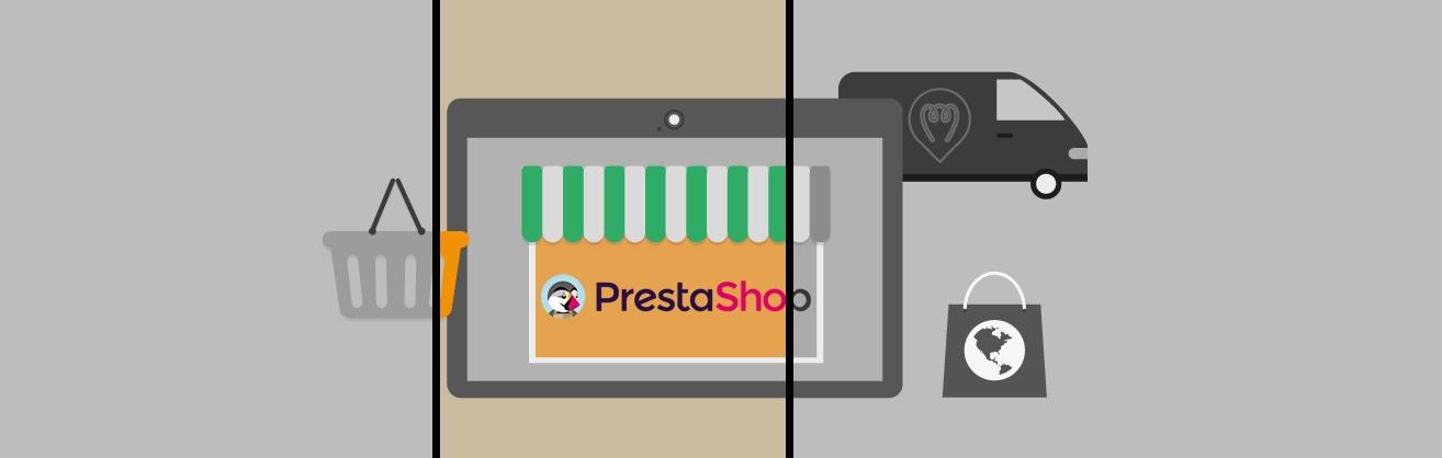 Le CMS e-commerce PRESTASHOP