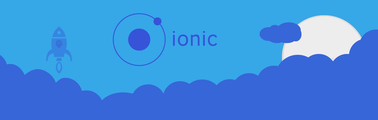 Créer une application mobile avec le framework IONIC