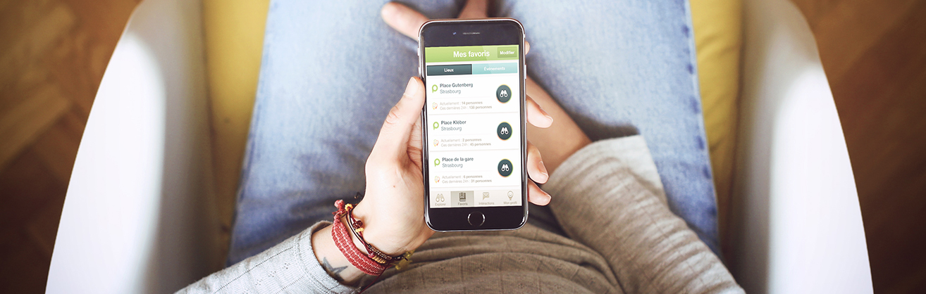 Créer une application mobile efficace et séduisante