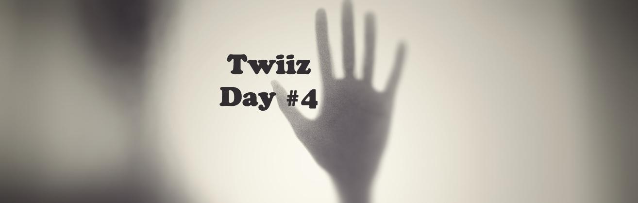 4e jour de développement de twiiz