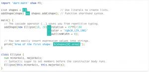 langage-programmation-dart