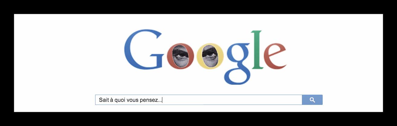 Google lit dans les pensées