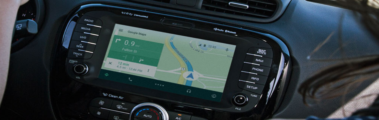 Google image - Android Auto