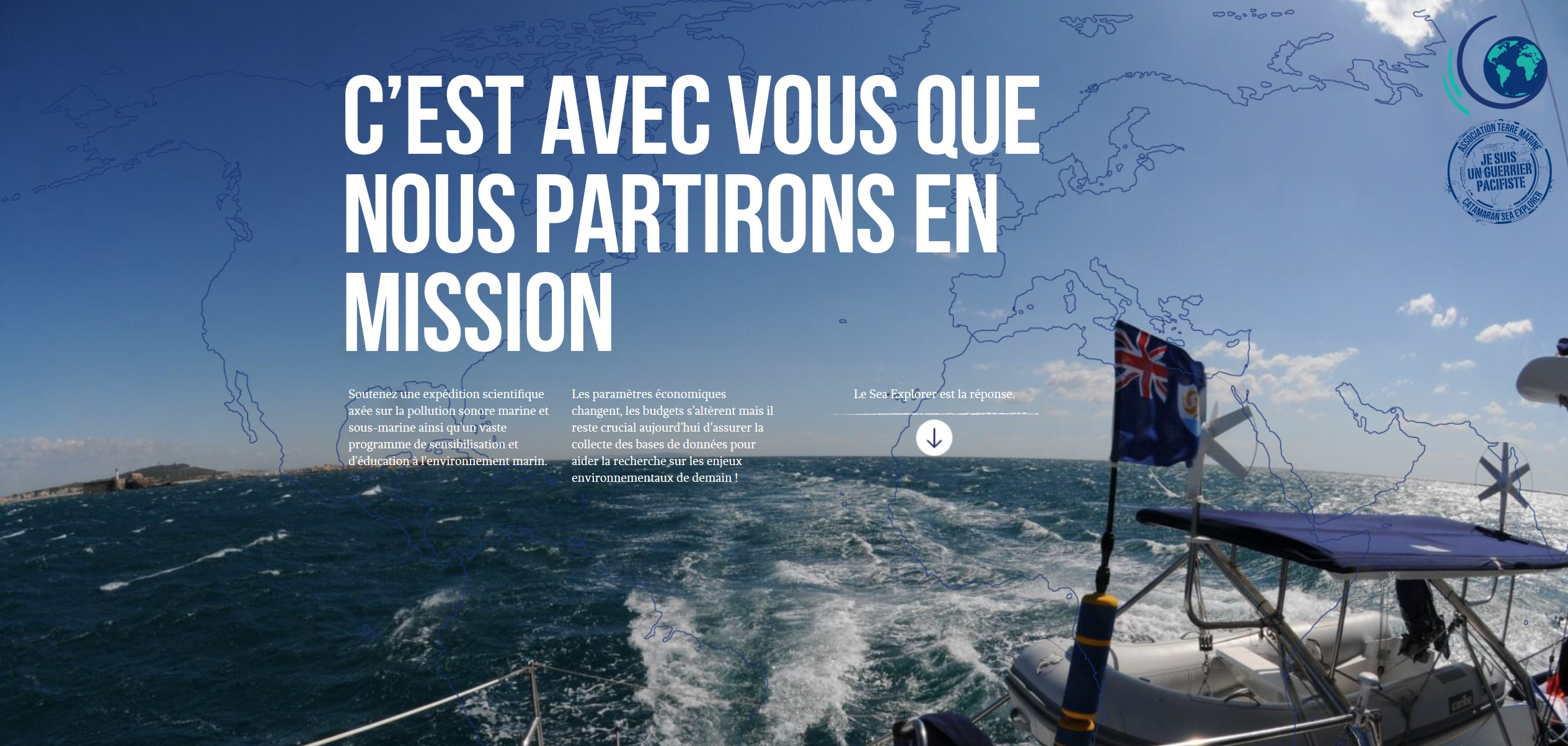 expeditions terre marine