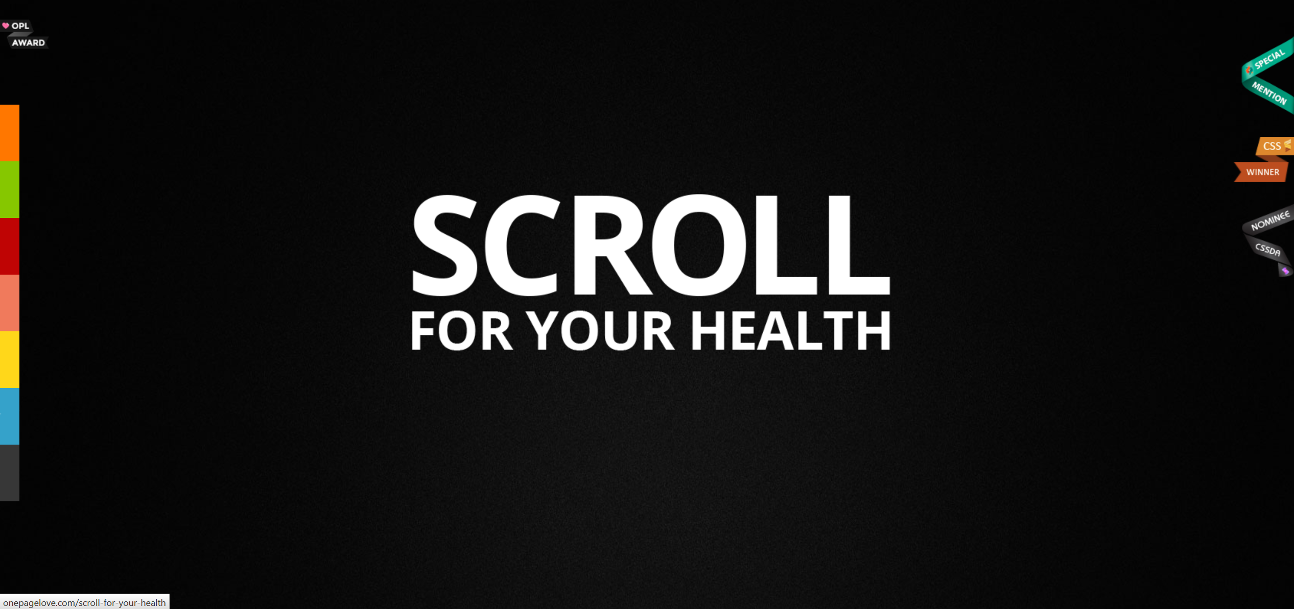 shibui scroll for your health