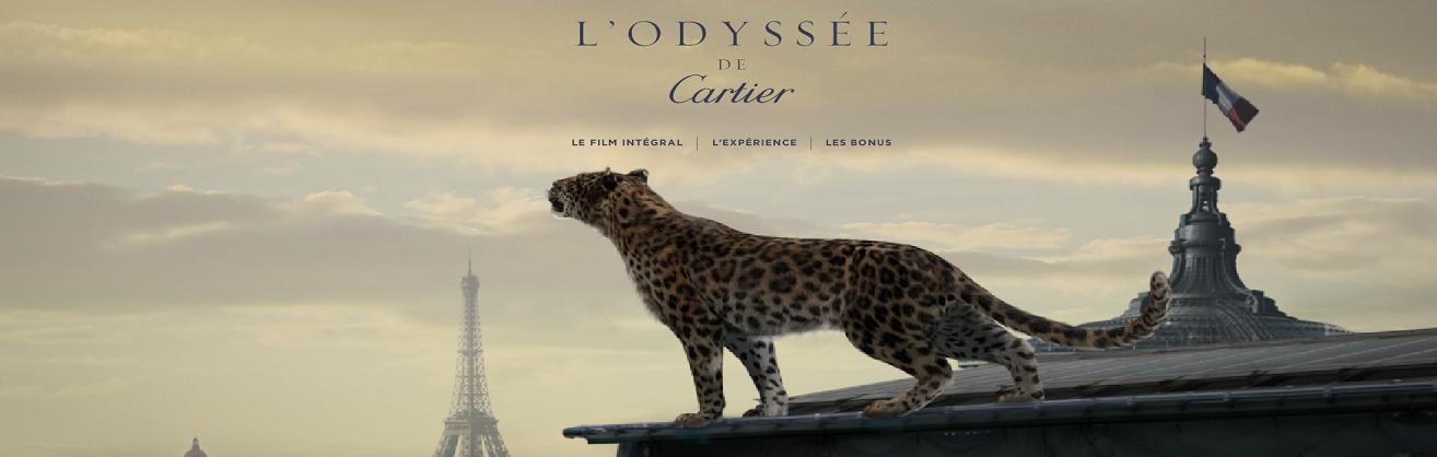 "Aperçu du court métrage ""L'Odyssée de Cartier"""