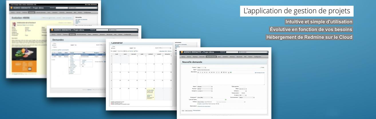 Redmine, logiciel de gestion de projet en ligne hébergé par Prodmine