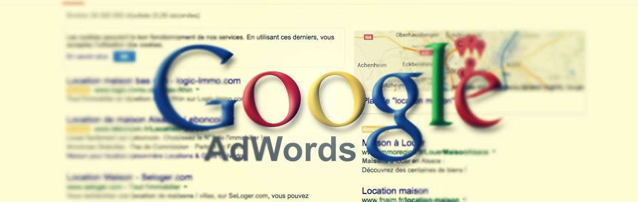 SEA, le référencement payant avec Google Adwords
