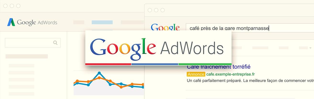 Google AdWords : formats publicitaires pour mobile