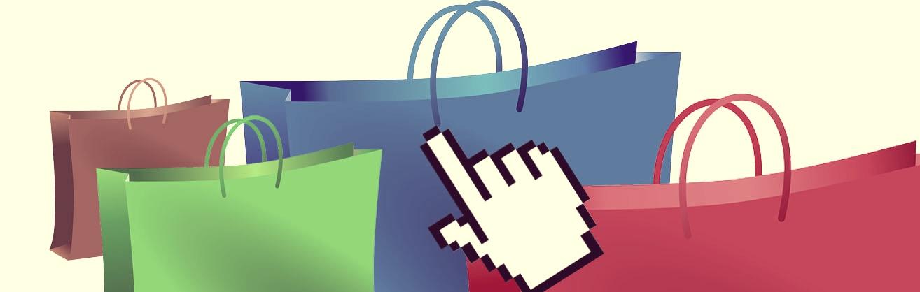 le shopping en ligne