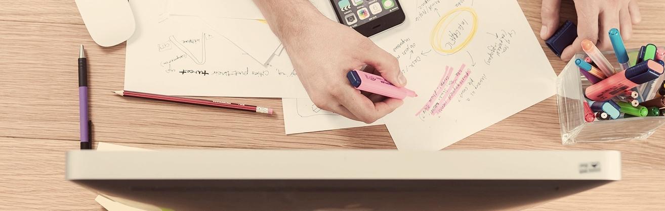 Le métier de webdesigner dans une agence web