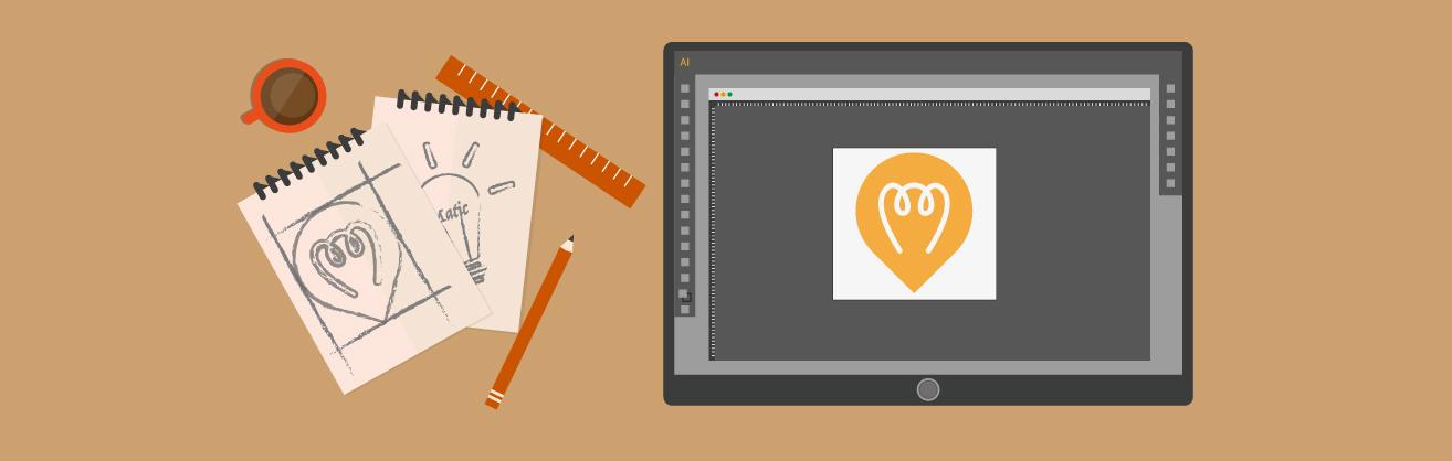 Création de logo avec Idéematic à Strasbourg
