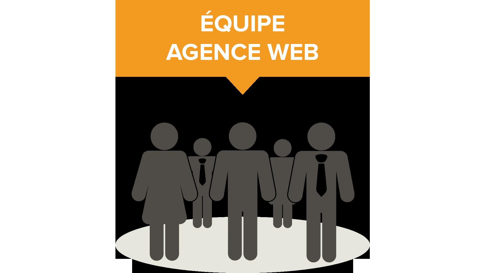 equipe agence web