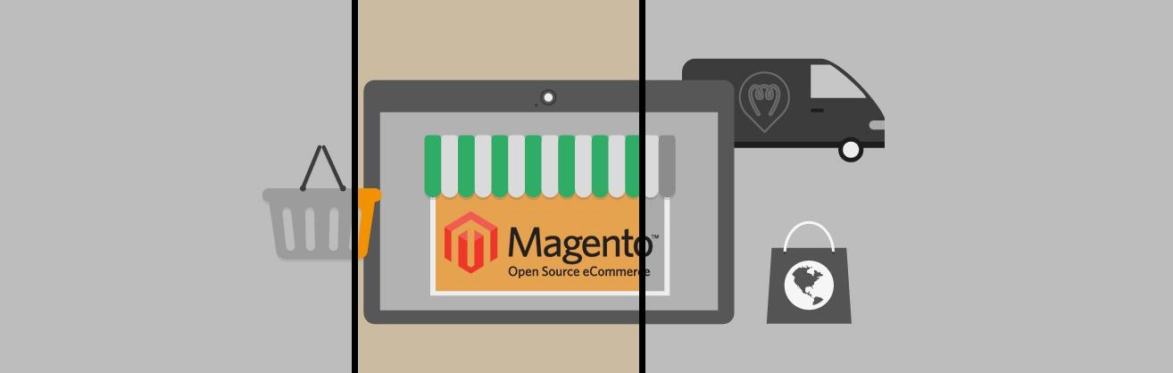 Créer une boutique en ligne avec le CMS Magento