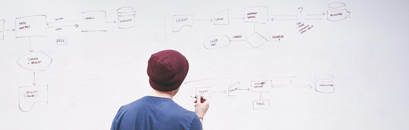 Le développement web dans une agence
