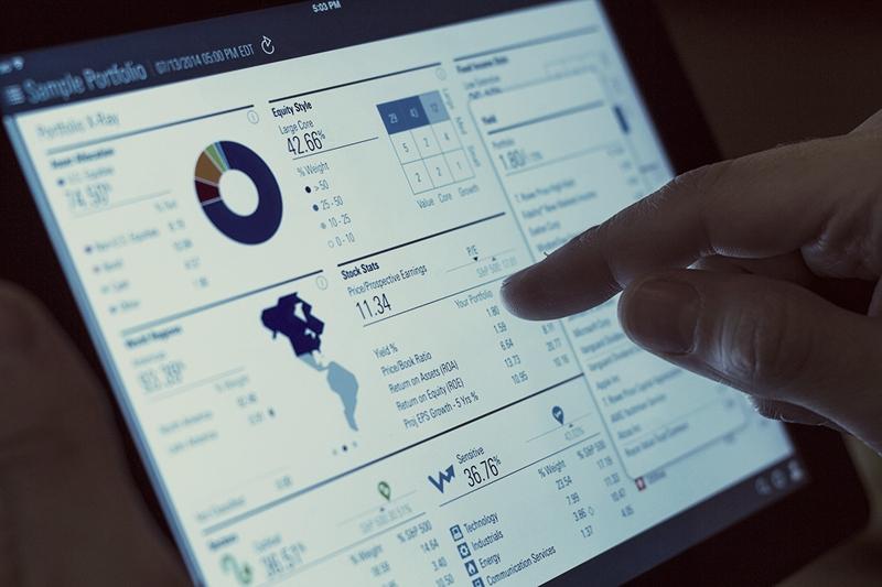 La croissance d'utilisation des applications web