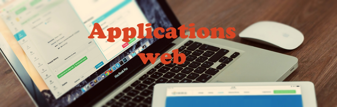 L'évolution des applications web