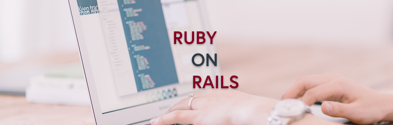 développer une application web avec Ruby on Rails