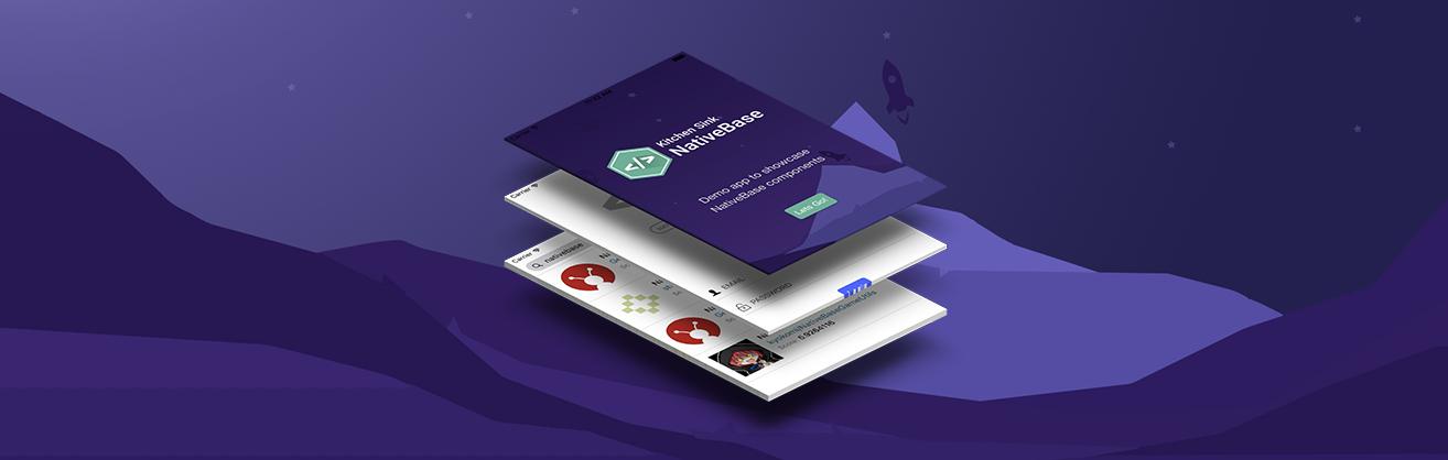 Développement mobile avec Native Base
