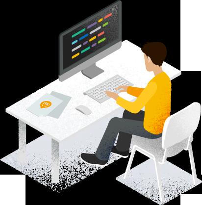 conception d'application pour les entreprises