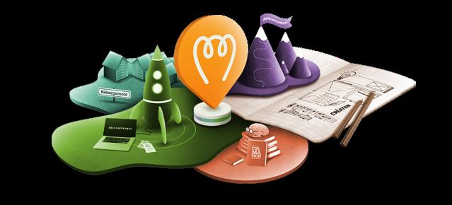 Agence web et digitale à Strasbourg Paris et Lyon