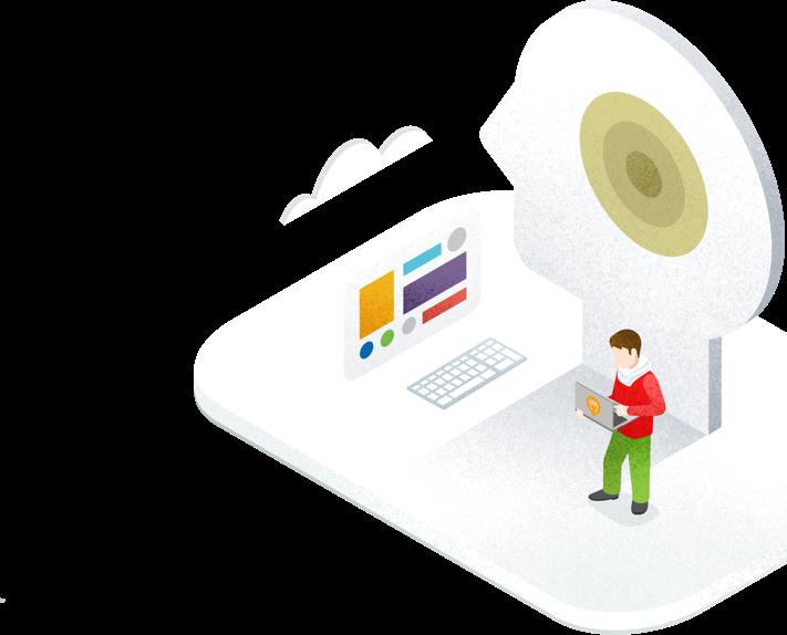 identité visuelle, ergonomie et développement du site